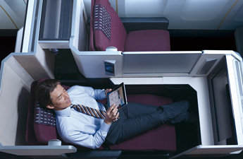 Japanese Airlines - Business Class