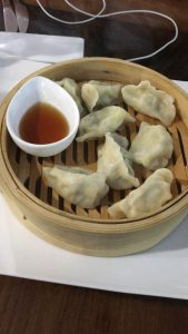 Kosher dumplings in Beijing -- The real deal.